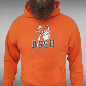 🔥VTG 80's Bowling Green State University Hoodie🔥